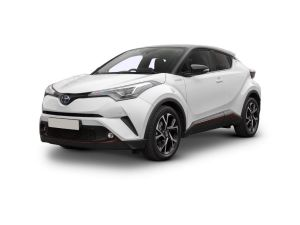 Toyota C-HR HATCHBACK SPECIAL EDITION 1.8 Hybrid Red Edition 5dr CVT [Leather]