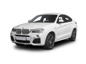 BMW X4 DIESEL ESTATE xDrive35d M Sport 5dr Step Auto