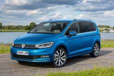 Volkswagen TOURAN DIESEL ESTATE 1.6 TDI 115 SE Family 5dr DSG