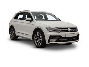 Volkswagen TIGUAN ESTATE 1.4 TSi BMT 150 R Line 5dr DSG