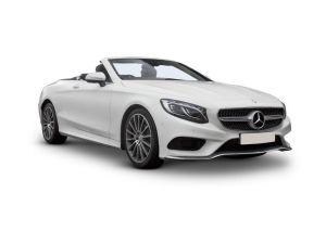 Mercedes-Benz S CLASS CABRIOLET S500 AMG Line Premium 2dr Auto