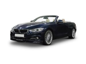 BMW ALPINA DIESEL CONVERTIBLE D4 3.0 Bi Turbo 2dr Switch-Tronic