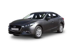 Mazda MAZDA3 DIESEL FASTBACK 2.2d Sport Nav 4dr [Leather]