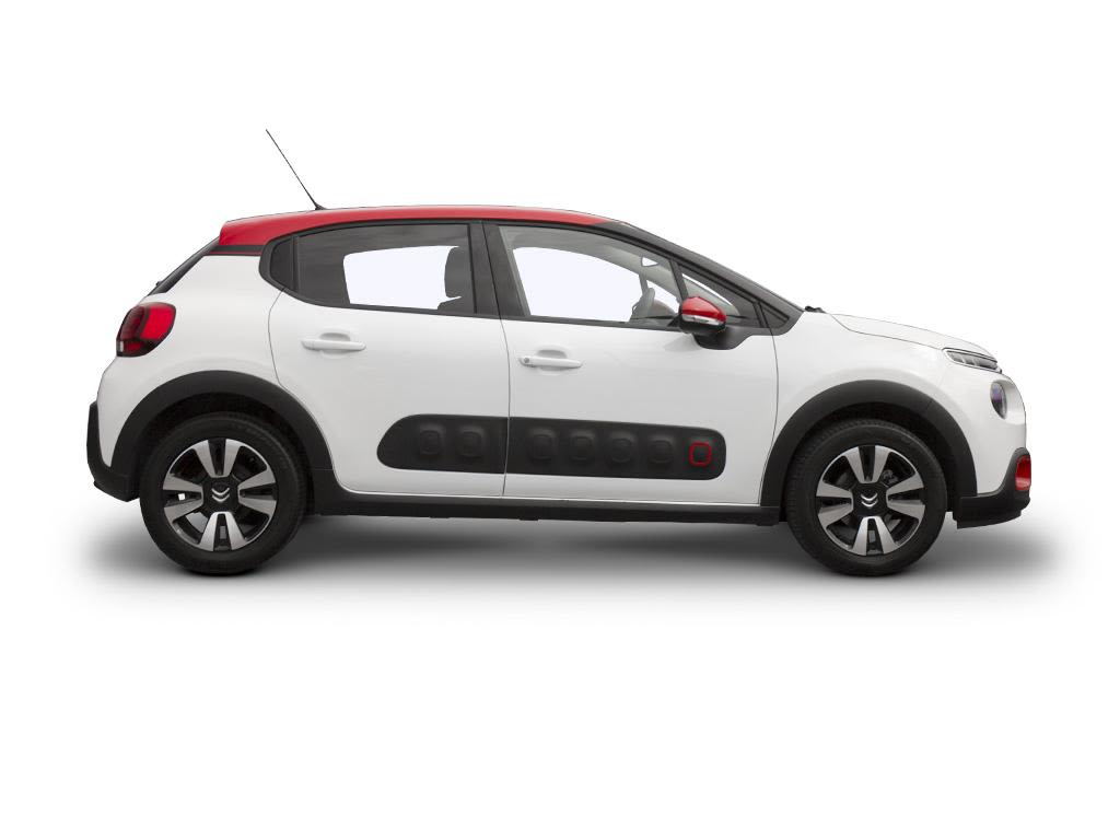 citroen c3 hatchback 1 2 puretech 82 flair 5dr go green leasing. Black Bedroom Furniture Sets. Home Design Ideas