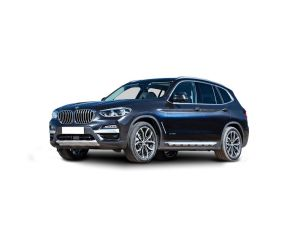 BMW X3 DIESEL ESTATE xDrive30d M Sport 5dr Step Auto