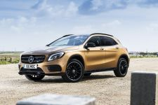 Mercedes-Benz GLA CLASS HATCHBACK GLA 180 Urban Edition 5dr Auto