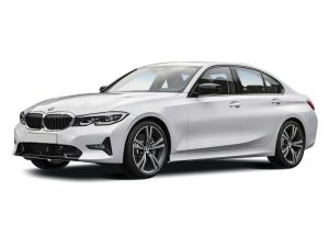 BMW 3 SERIES DIESEL SALOON 320d xDrive M Sport 4dr Step Auto