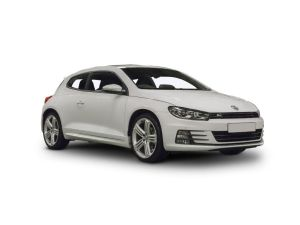 Volkswagen SCIROCCO COUPE 2.0 TSI BlueMotion Tech GTS 3dr DSG