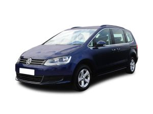 Volkswagen SHARAN DIESEL ESTATE 2.0 TDI CR BlueMotion Tech 184 SEL 5dr DSG