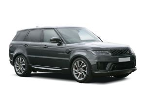 Land Rover RANGE ROVER SPORT ESTATE 5.0 V8 S/C 575 SVR 5dr Auto