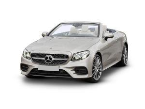 Mercedes-Benz E CLASS CABRIOLET E400 4Matic AMG Line Premium Plus 2dr 9G-Tronic