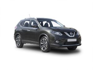 Nissan X-TRAIL DIESEL STATION WAGON 2.0 dCi N-Vision SE 5dr 4WD Xtronic [7 Seat]