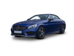 Mercedes-Benz C CLASS AMG CABRIOLET C63 S Premium 2dr Auto
