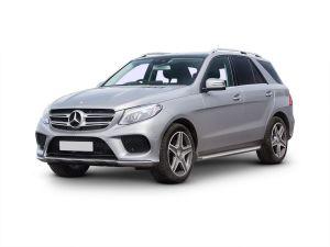 Mercedes-Benz GLE ESTATE GLE 500e 4Matic AMG Night Ed Prem + 5dr 7G-Tronic