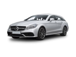 Mercedes-Benz CLS AMG SHOOTING BRAKE CLS 63 S 5dr Tip Auto