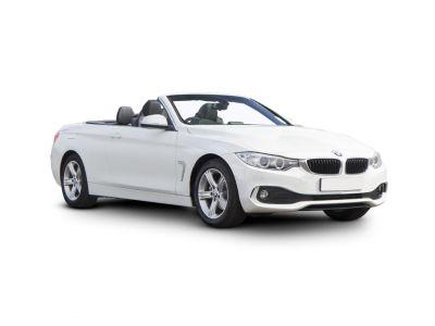 8d8871f532d2 BMW 4 SERIES CONVERTIBLE 420i M Sport 2dr Auto  Professional Media ...