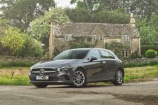 Mercedes-Benz A CLASS HATCHBACK A200 AMG Line 5dr