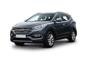 Hyundai SANTA FE SPECIAL EDITIONS 2.2 CRDi Blue Drive Endurance Ed 5dr Auto [7 Seat]