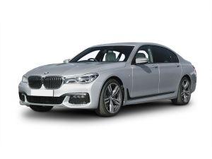 BMW 7 SERIES DIESEL SALOON 725Ld M Sport 4dr Auto