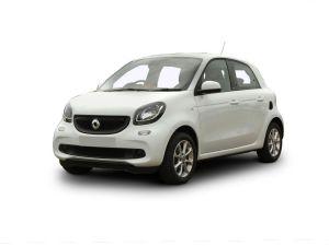 Smart FORFOUR HATCHBACK 60kW EQ Prime Premium Plus 17kWh 5dr Auto