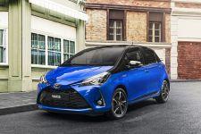Toyota YARIS HATCHBACK 1.0 [72] VVT-i Active 5dr