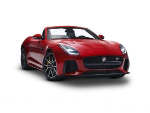 Jaguar F-TYPE CONVERTIBLE SPECIAL EDITIONS 3.0 Supercharged V6 400 Sport 2dr Auto AWD