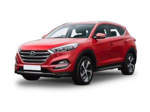 Hyundai TUCSON SPECIAL EDITIONS 1.6 TGDi Go SE 5dr 2WD DCT
