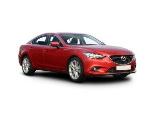 Mazda MAZDA6 DIESEL SALOON 2.2d SE Nav 4dr