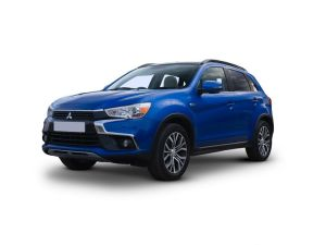 Mitsubishi ASX ESTATE 1.6 3 5dr [Leather]
