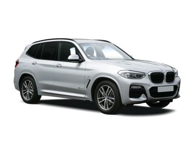 Bmw X3 Diesel Estate Xdrive20d M Sport 5dr Step Auto Go Green Leasing