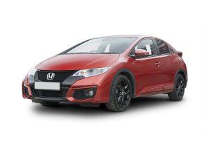 Honda CIVIC DIESEL HATCHBACK 1.6 i-DTEC SR 5dr [DASP]