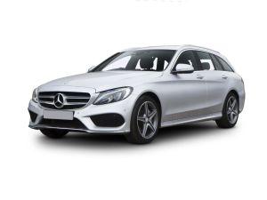 Mercedes-Benz C CLASS DIESEL ESTATE C220d AMG Line 5dr 9G-Tronic