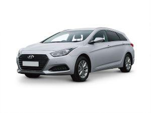 Hyundai I40 DIESEL TOURER 1.7 CRDi Blue Drive Premium 5dr DCT
