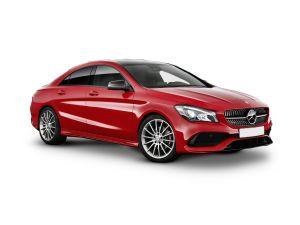 Mercedes-Benz CLA CLASS COUPE CLA 250 AMG 4Matic 4dr Tip Auto [Comand]