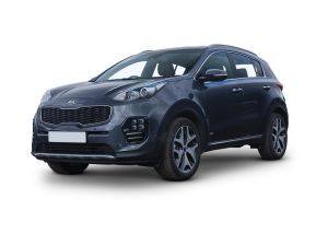 Kia SPORTAGE DIESEL ESTATE 2.0 CRDi KX-3 5dr Auto [Panoramic Roof]