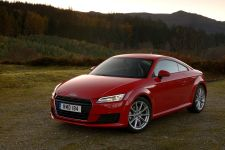 Audi TT COUPE SPECIAL EDITIONS 1.8T FSI Black Edition 2dr S Tronic