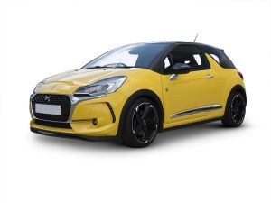 DS DS 3 DIESEL HATCHBACK 1.6 BlueHDi Connected Chic 3dr
