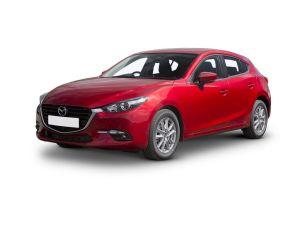 Mazda MAZDA3 DIESEL HATCHBACK 2.2d Sport Nav 5dr Auto [Leather]
