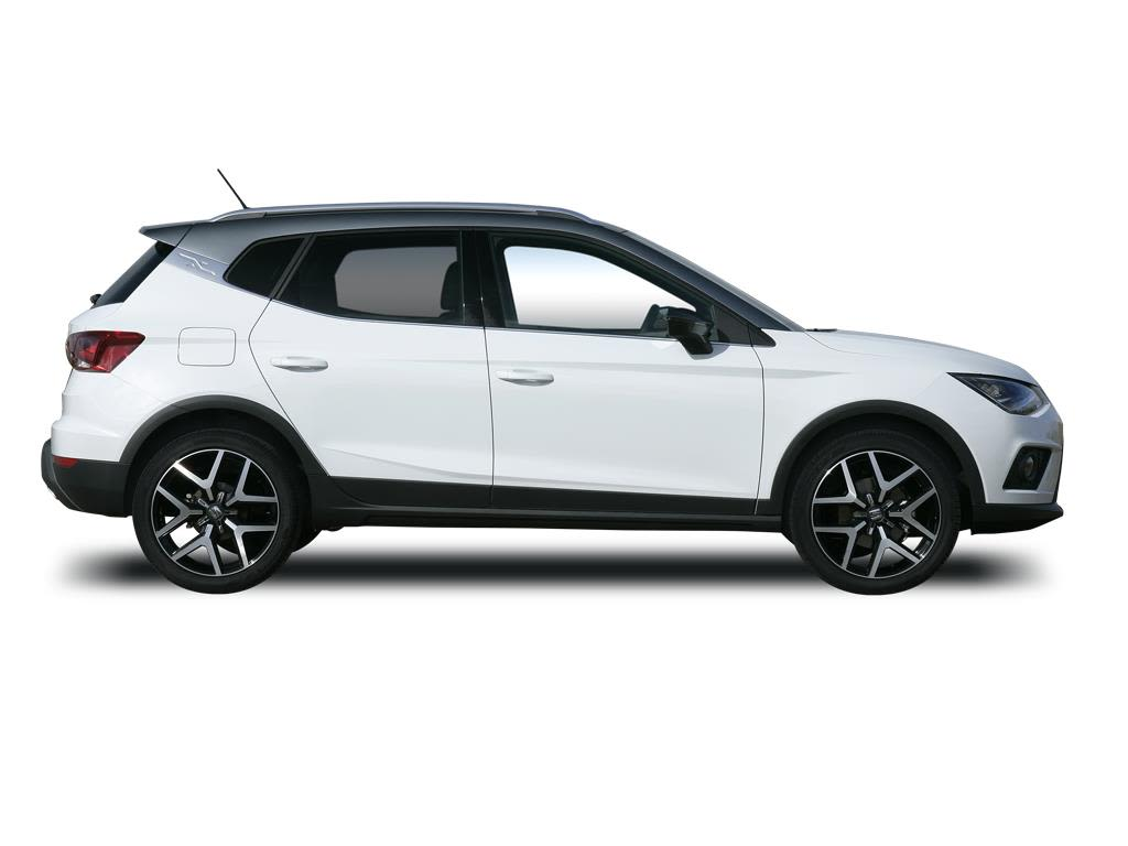 seat arona hatchback 1 5 tsi evo fr sport 5dr go green leasing. Black Bedroom Furniture Sets. Home Design Ideas