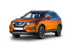 Nissan X-TRAIL DIESEL STATION WAGON 2.0 dCi Acenta [Smt Vis/Tech] 5dr 4WD Xtronic 7 St