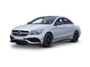 Mercedes-Benz CLA CLASS AMG COUPE CLA 45 4Matic 4dr Tip Auto [Comand]