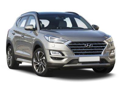 Hyundai TUCSON ESTATE 1.6 GDi SE Nav 5dr 2WD