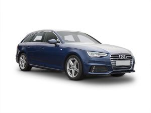 Audi A4 AVANT SPECIAL EDITIONS 3.0 TDI 272 Quattro Black Ed 5dr Tip Tronic [Tech]
