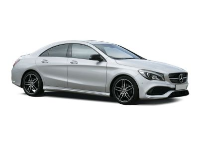 Mercedes-Benz CLA CLASS COUPE CLA 180 AMG Line Edition 4dr