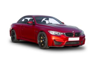 BMW M4 CONVERTIBLE M4 2dr DCT [Competition/Ultimate Pack]