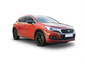 DS DS 4 HATCHBACK SPECIAL EDITION 1.6 BlueHDi Crossback Moondust 5dr EAT6