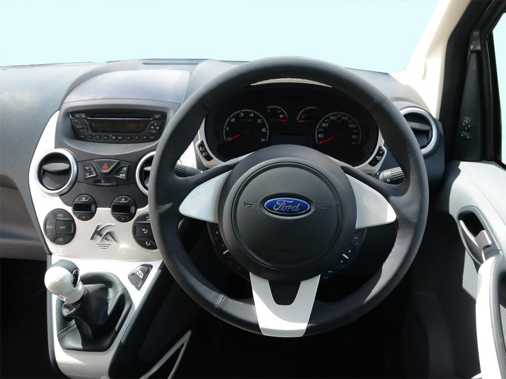 Ford Ka Hatchback  Dr Leather
