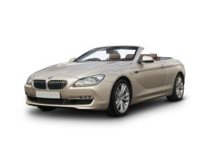 BMW 6 SERIES CONVERTIBLE 650i [449] Sport 2dr Auto