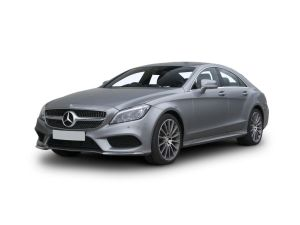 Mercedes-Benz CLS COUPE CLS 400 AMG Line 4dr 9G-Tronic