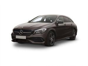 Mercedes-Benz CLA CLASS DIESEL SHOOTING BRAKE CLA 220d AMG Line 4Matic 5dr Tip Auto [Comand]